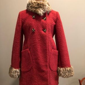 Apt 9 dress coat